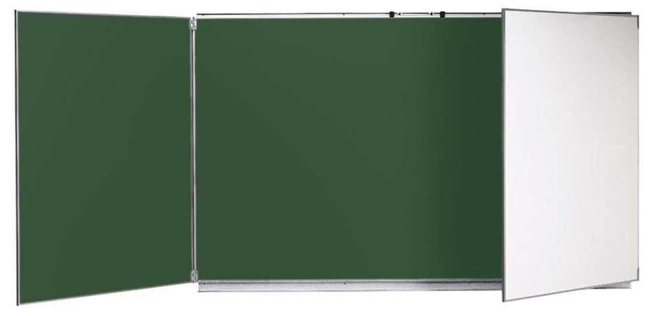 DPC - SCOLAIRE & SALLE DE COURS Tableau triptyque 100x200cm mixte Photo 2