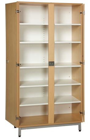 Dpc hebergement armoire 2 portes battantes sur socle for Armoire metallique 2 portes
