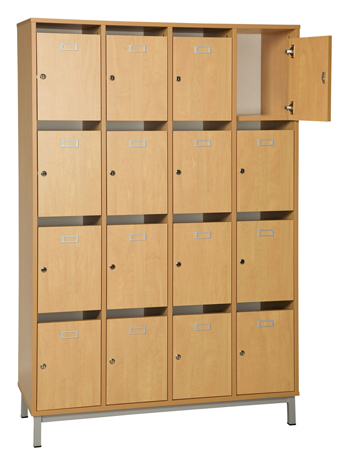 Dpc scolaire salle de cours meuble professeur en for Meuble 16 cases