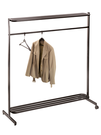 Vestiaire mobile avec porte cintre