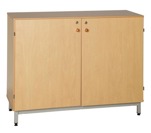 dpc scolaire salle de cours meuble bas avec 2 portes battantes. Black Bedroom Furniture Sets. Home Design Ideas